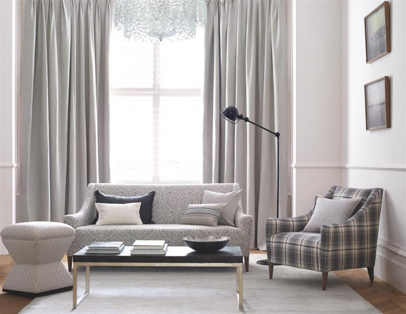 Curtains designed to your specifications with fabric from major designers - Interior Mood, County Carlow, Ireland