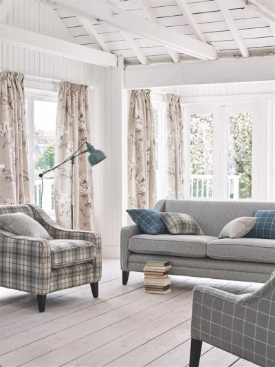 Curtains designed to your specifications with material  from major designers - Interior Mood, County Carlow, Ireland